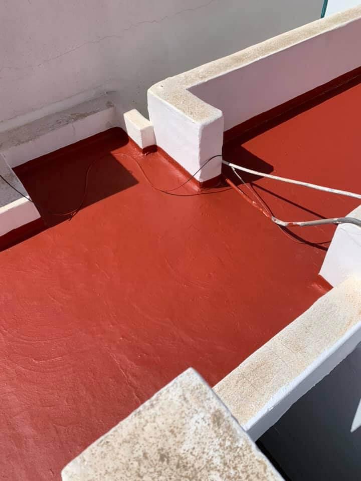 reforma de paredes interiores despues pintura adrian vieira lanzarote